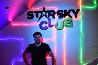 Feestzaal 't Centrum wordt Starsky Club