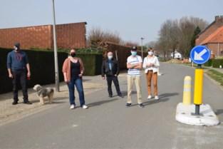 Bewoners halen slag thuis: snelheidsremmers weggehaald na petitie