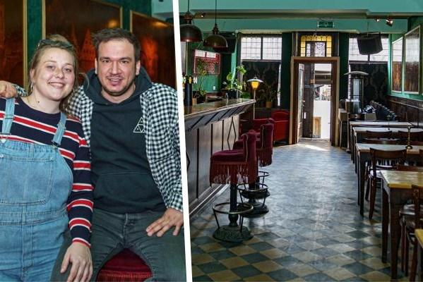 Binnenkijken in de nieuwe Damberd: iconisch jazzcafé heeft vleugje 'Moulin rouge' en 'Twin peaks'