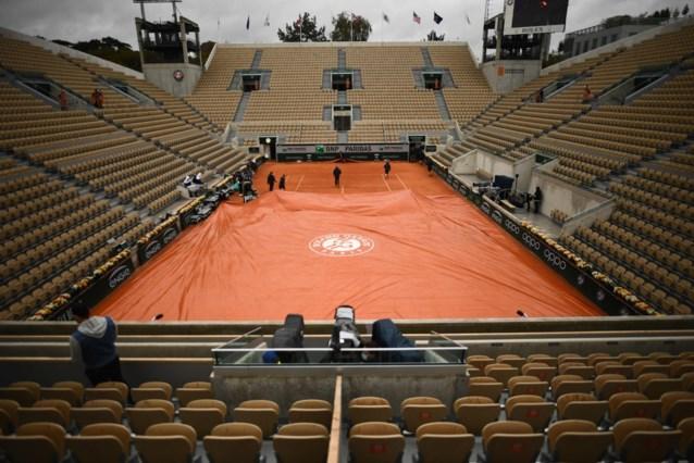 Maximaal 5000 fans welkom bij finales van Roland Garros