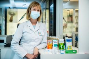Nog een gevolg van corona: apothekers blijven zitten met voorraad geneesmiddelen tegen verkoudheid