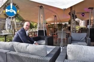"""'t Kasteelke maakt zomerbar van tuin: """"En nu hopen dat het echt 25 graden warm wordt"""""""