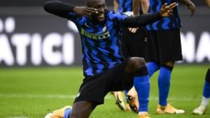 """Italië bejubelt """"scorende reus"""" Romelu Lukaku en dus zit een transfer er niet in: """"Ik heb een speciaal gevoel bij Inter"""""""