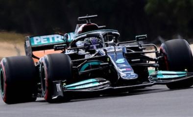 Lewis Hamilton vergroot voorsprong op Max Verstappen in F1-kampioenschap