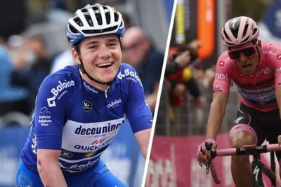 Dit zijn de zeven van Deceuninck – Quick-Step die Evenepoel naar de Giro vergezellen