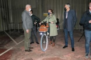 Publiek-private samenwerking creëert fietsparkings
