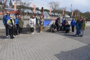 Zwerfvuiljagers maken jaagpad langs Dender schoon