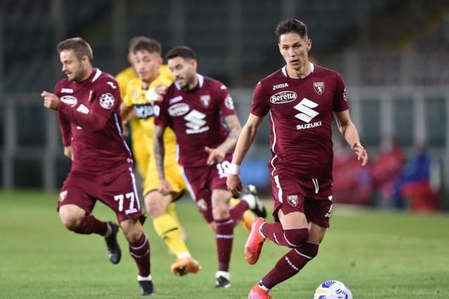 Landgenoten Daan Dierckx en Maxime Busi lijden met degraderend Parma 1-0 nederlaag in Turijn