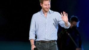 Britse prins Harry maakt eerste publieke verschijning sinds begrafenis prins Philip