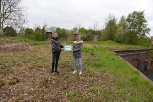 """School start crowdfunding om van Bastion IX een 'groene leerplek' te maken: """"Zo kunnen leerlingen én toeristen genieten van deze verdoken parel"""""""