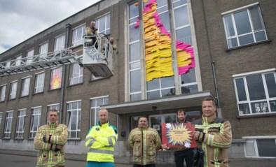 """'Vlammende' post-its zetten Dag van de Brandweer in de kijker: """"Het is een loodzware periode voor iedereen"""""""