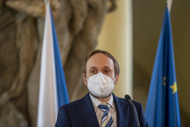 """""""Tsjechische minister wilde Rusland afpersen voor coronavaccins"""""""