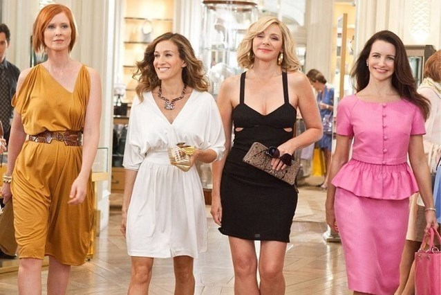 Kim Cattrall wordt vervangen door drie actrices in vervolg 'Sex and the city'