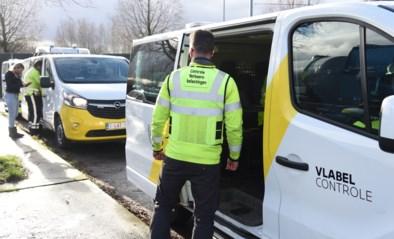 Voor bijna 6.000 euro aan openstaande verkeersbelastingen geïnd
