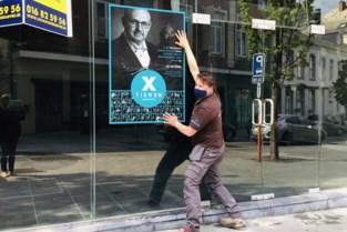 """Opvallende postercampagne aan leegstaande panden focust op positief imago van de handel: """"Een van de belangrijke redenen om naar hier te komen"""""""
