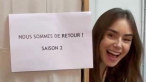 Tweede seizoen 'Emily in Paris': opnames eindelijk van start in Frankrijk
