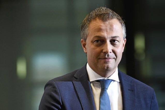 """Open VLD-voorzitter Egbert Lachaert over loononderhandelingen: """"Vakbonden moet realistische verwachtingen schetsen"""""""