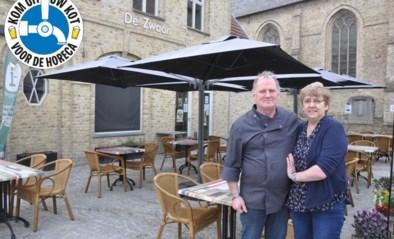 """Restaurant opent met nieuwe stoelen op terras… want de oude zijn gestolen: """"Na al die maanden kijken we echt uit naar de heropening"""""""