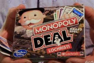 De Hoekskensstraat kopen of liever Uyttenhove? Het kan in de Lootse Monopoly Deal