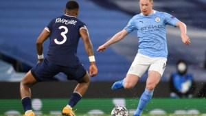 Kevin De Bruyne pas de achtste Belg in Champions League-finale