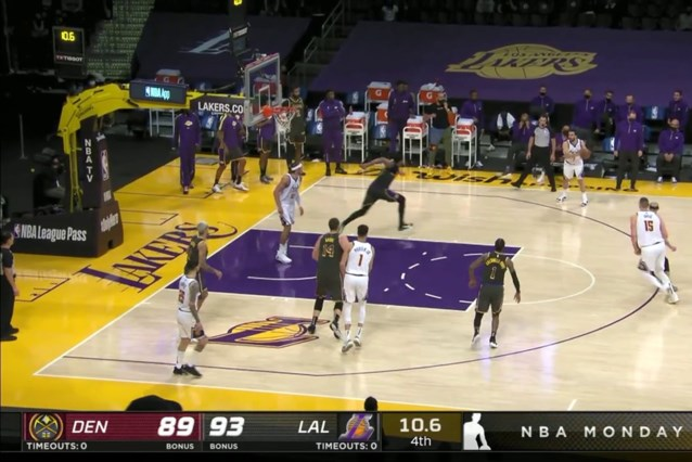 Lakers-ster Anthony Davis verbaast NBA met fenomenaal moment, Carmelo Anthony dringt top 10 aller tijden binnen