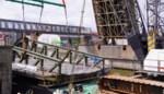 Te veel wind: hereniging brugdelen Meulestedebrug uitgesteld