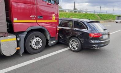 Veel verkeershinder aan Klaverblad na ongeval op E314