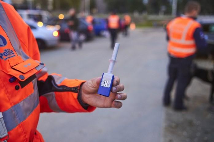 Bestuurder met alcoholverbod test positief op drank en drugs
