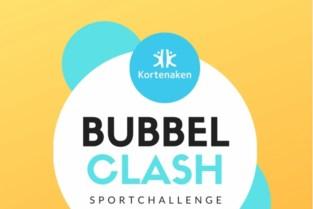 Gemeente Kortenaken organiseert Bubbel Clash
