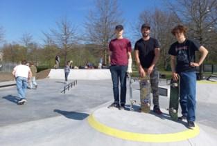 Skatepark aan De Kimpel in Bilzen geopend