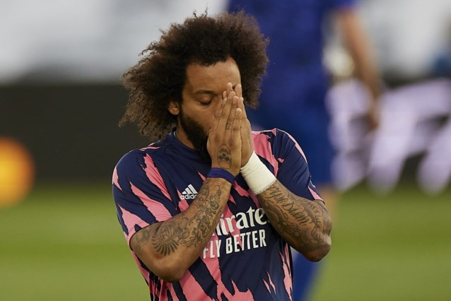Dure oplossing om bijzitter Marcelo op tijd in Engeland te krijgen voor Champions League, was dan toch niet nodig bij Real