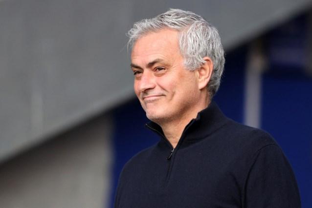 José Mourinho trekt weer naar Italië en wordt coach van AS Roma