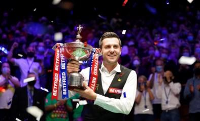 De nieuwe wereldkampioen snooker is bekend: Mark Selby verslaat Shaun Murphy na spannend slot