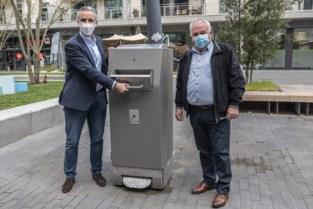 Roeselare plaatst 800 nieuwe vuilnisbakken in het centrum