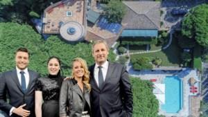 """28.500 euro per week voor villa van Gert Verhulst. Decadent? """"Dat is hier nog heel bescheiden"""""""