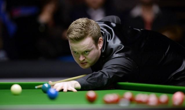 WK SNOOKER. Shaun Murphy plaatst zich voor de achtste finales, ook Mark Selby op een drafje door