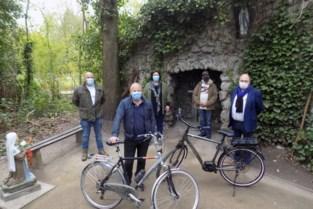 Kapellekesbaan leidt fietsers langs devote plekjes