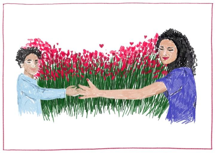 Post voor mama: 5 illustratrices maken kaartjes voor Moederdag
