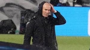 Zorgen voor Zinédine Zidane voor cruciaal Champions League-duel (en dit keer gaat het niet om Eden Hazard)