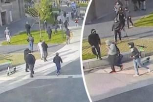 Brusselse jongeren herkennen politieman in burger, achtervolgen hem en slaan hem in elkaar op klaarlichte dag
