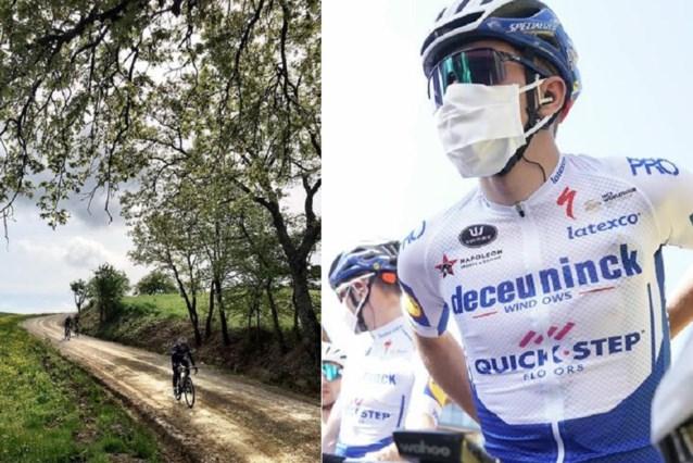 "Remco Evenepoel verkent verraderlijke Giro-etappe: ""La vita e bella"""