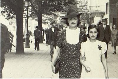 Met één zin redde haar vader haar leven: het verhaal van Fée Bloch, de Vlaamse Anne Frank