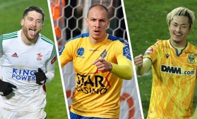 Wat als Anderlecht en Genk straks een nieuwe spits zoeken? Deze aanvallers maakten indruk in de Jupiler Pro League
