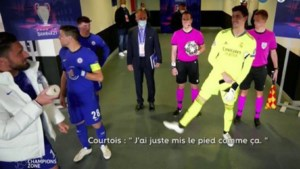 Conversatie tussen lachende Thibaut Courtois en tegenstander over geweldige redding gaat rond op sociale media