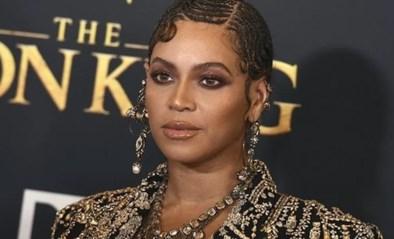 Zeldzaam: Beyoncé laat nog eens haar tweeling zien