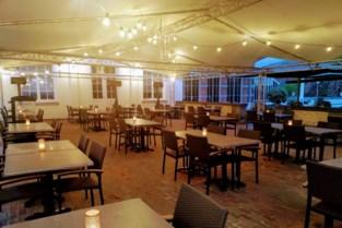 """Brasserie Kronacker pakt het groots aan: """"Weer of geen weer, ons terras zal open zijn"""""""
