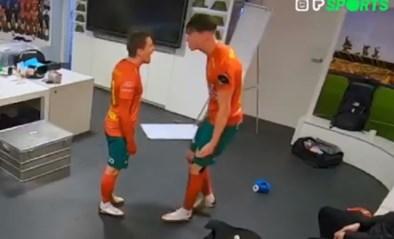 Hier is tirade van Ruud Vormer klein bier tegen: KV Oostende-spelers schelden elkaar de huid vol in kleedkamer