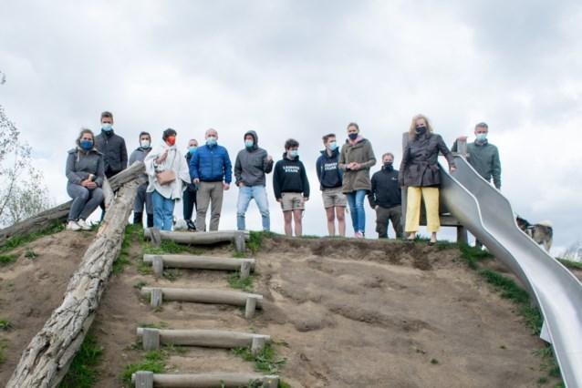 Buurtplek 't Werft is nu ook officieel open (en daar horen ijsjes bij)