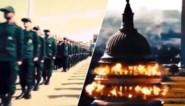 Iran bedreigt VS met niet mis te verstane beelden: Capitool opgeblazen door raket