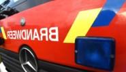 Man loopt ernstige brandwonden op bij brand in Moeskroen